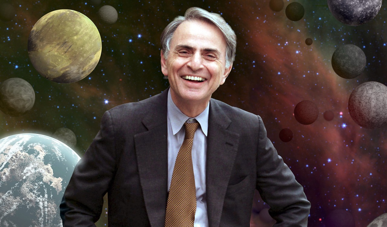 Dr. Carl Sagan, Astrophysicist
