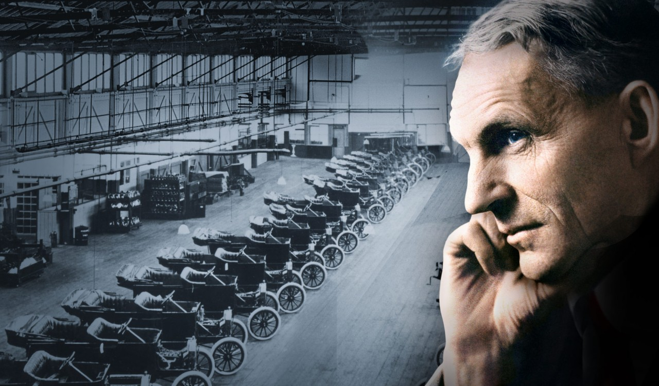 Henry Ford, Industrialist
