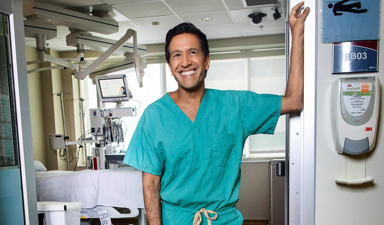 Dr. Sanjay Gupta, CNN Medical Correspondent