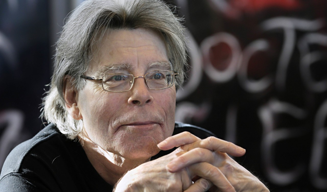 Stephen King, Author